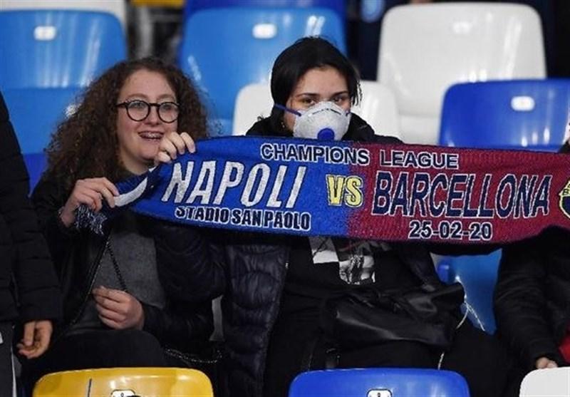 کرونا پرواز های میان اسپانیا و ایتالیا را ممنوع نمود، بازی های خارج از خانه نمایندگان ایتالیا در هاله ای از ابهام