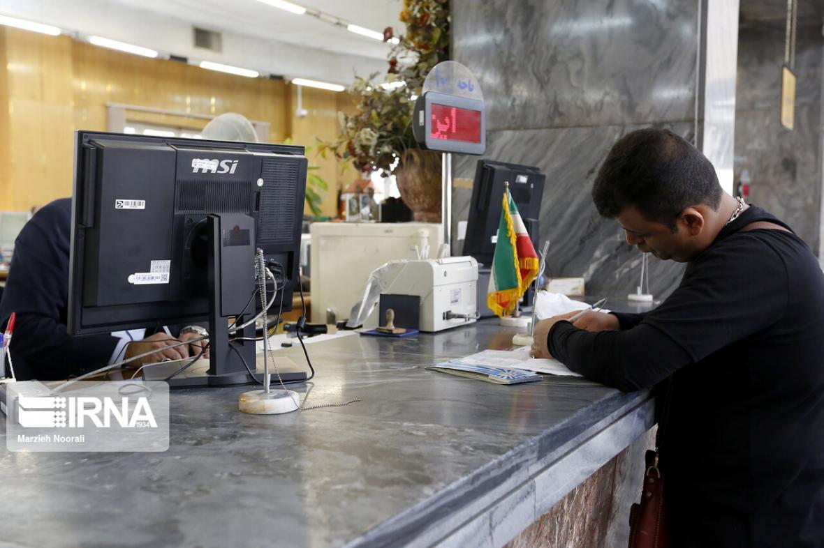 خبرنگاران تعطیلی بانک های دولتی و خصوصی در سلسله