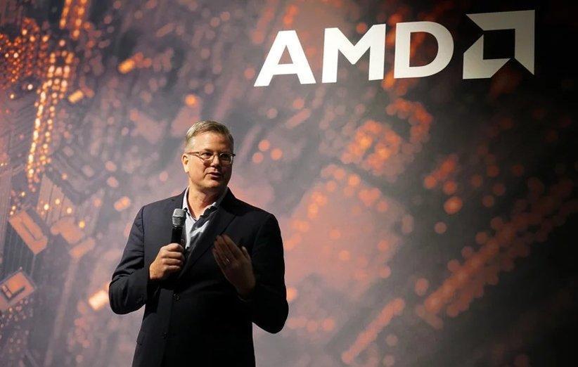 AMD با پردازنده های رایزن 4000U به امپراطوری چند ساله اینتل خاتمه می دهد!