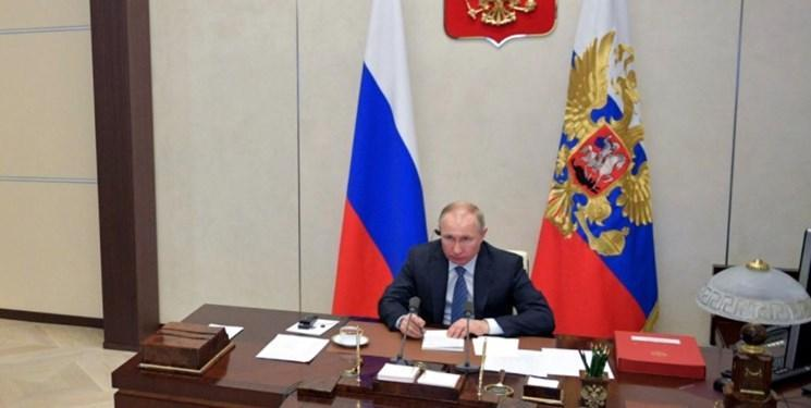 پوتین: باید کریدورهای سبز عاری از هرگونه تحریم ایجاد گردد