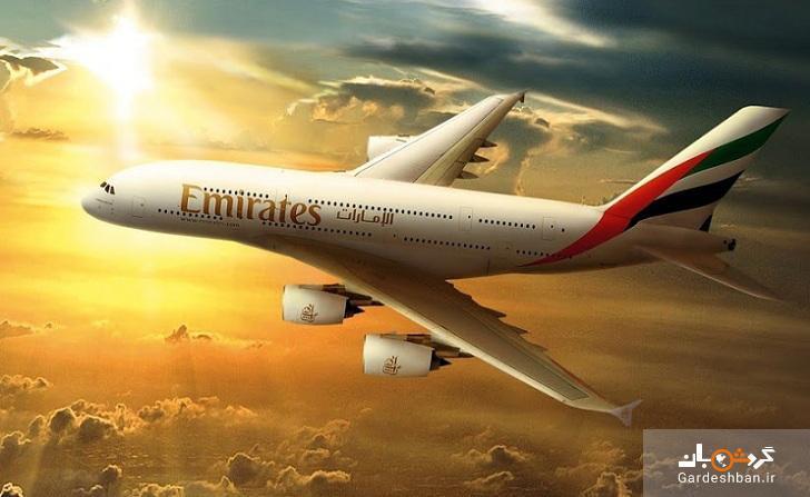 معرفی هواپیمایی امارات ، یکی از برترین خطوط هوایی جهان (Fly Emirates)