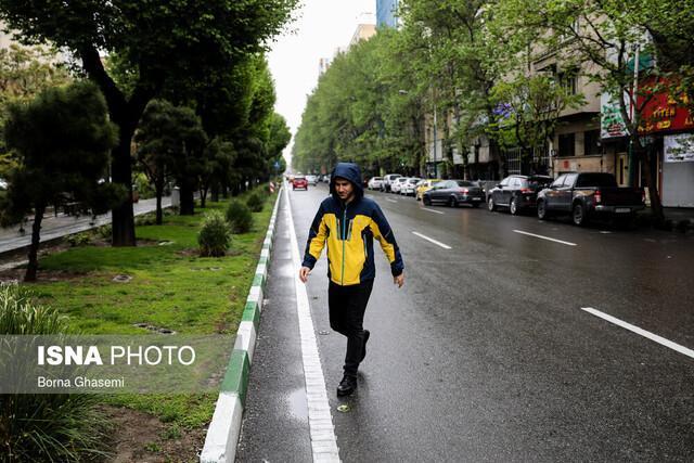 وقوع بی هنجاری منفی دمایی در کشور، شرایط بارش ها در اردیبهشت