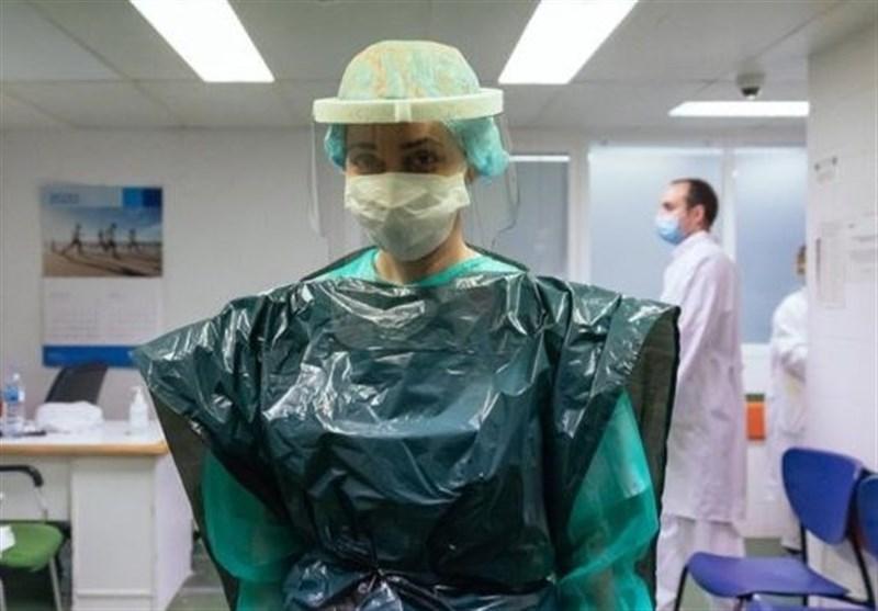 کمبود لباس های محافظ در انگلیس ، نفوذ بالای کرونا به کادر درمانی ایتالیا