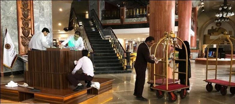کرونا؛ اعلام شرایط سفید در هتل ها