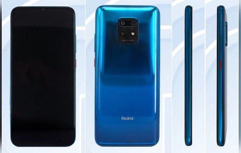 گوشی ردمی نوت 10 با پشتیبانی از اینترنت 5G و نمایشگر OLED در TENNA دیده شد