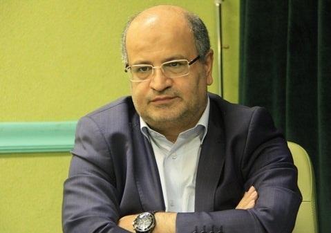 زالی: کرونا ضعیف نشده است، علت دشواری مقابله با کرونا در تهران