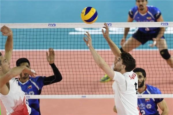 تیم ملی والیبال ایران ست دوم را هم به کانادا واگذار کرد