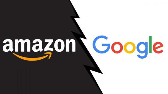 گوگل و آمازون، تحت تأثیر شیوع کرونا