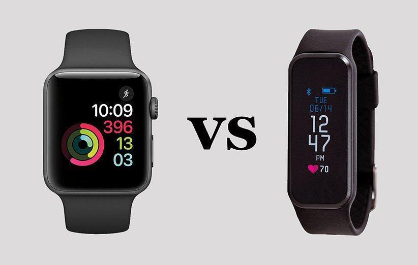 ساعت های هوشمند در برابر دستبند های سلامتی: تفاوت ها چیست؟