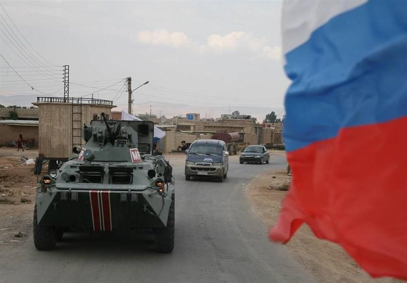 شرح روسیه درباره حادثه اتفاق افتاده بین نظامیان روسی و آمریکایی در سوریه