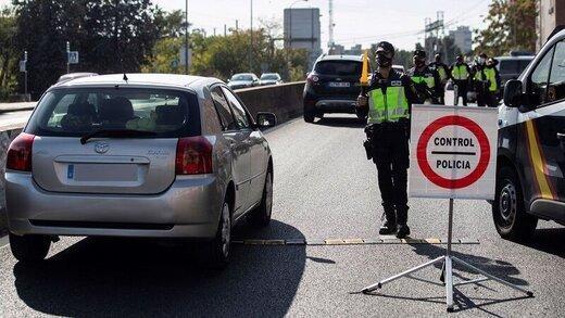 اعلام شرایط اضطراری در اسپانیا