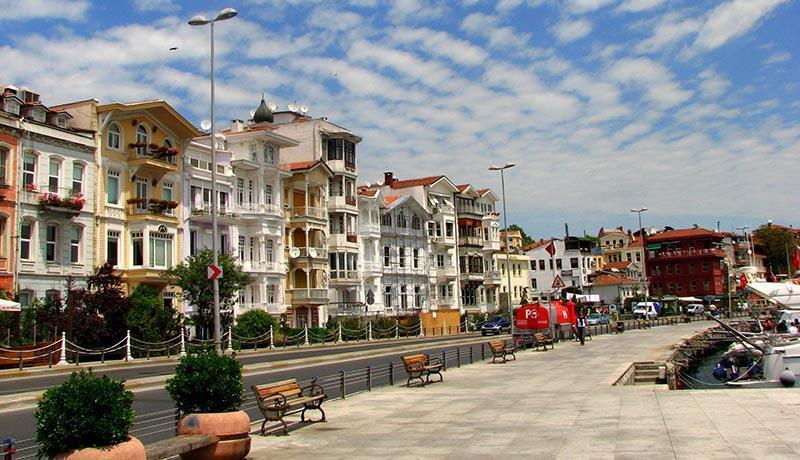 ایرانی ها مشتریان اول خانه های ترکیه