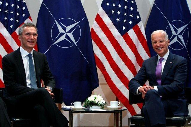ناتو در انتظار نشستی فوری با رئیس جمهور بایدن!