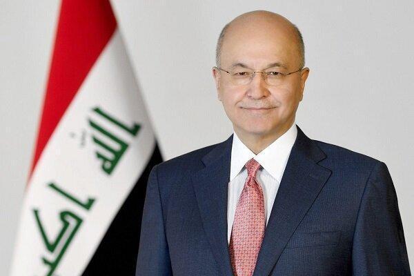 رئیس جمهور عراق به کویت دعوت شد
