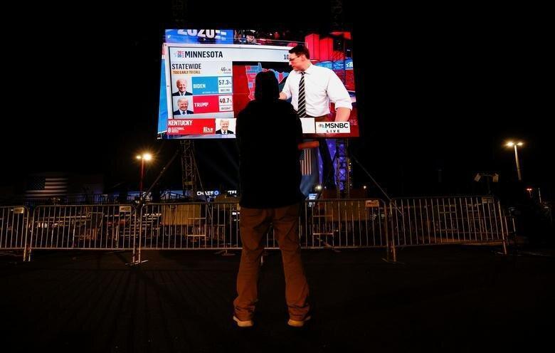 چرا رسانه های آمریکا در چندروز گذشته نظرسنجی ها را نکوهش می نمایند؟