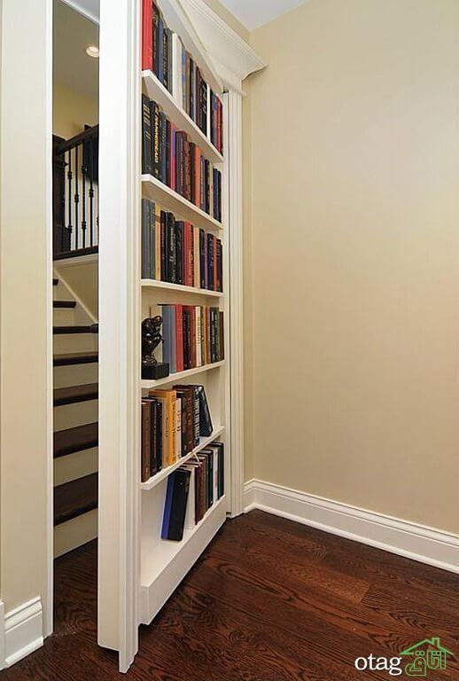 طراحی اتاق مخفی در خانه با ورودی مخفی و غیر قابل تشخیص