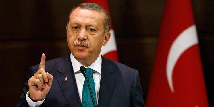 اردوغان: آمریکا هنوز نمی داند با چه کسی طرف است، ذهن مکرون مشکل دارد