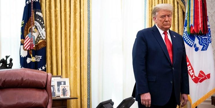 ادعای نیویورک تایمز درباره افسردگی دریافت ترامپ