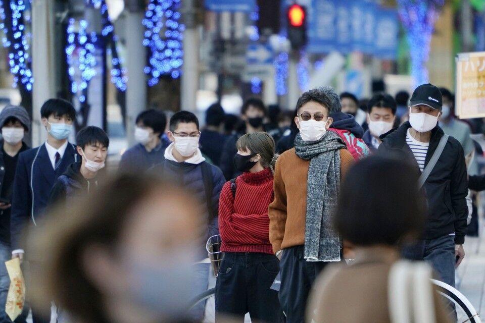 آمار جان باختگان روزانه کرونا در ژاپن رکورد زد