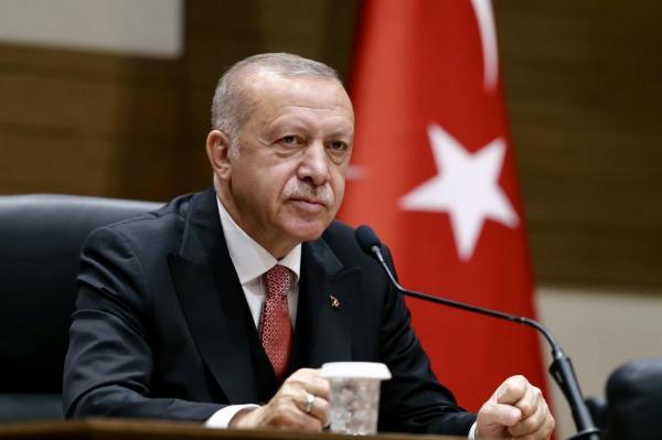 پس لرزه های اظهارات جنجالی اردوغان
