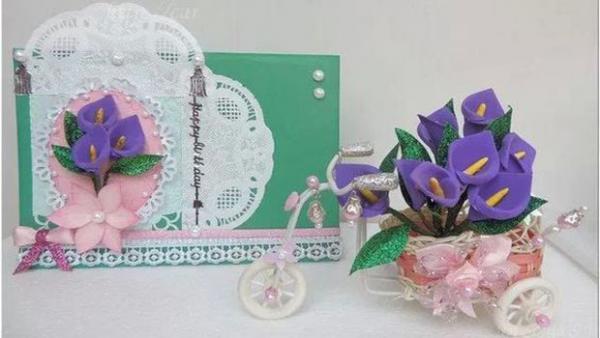 آموزش ساخت گل کاغذی تزیینی (3 مدل جذاب)