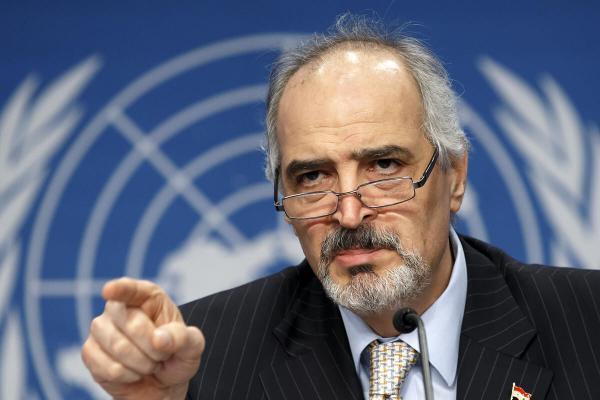 خبرنگاران بشار الجعفری: جنایت تروریست ها در سوریه همچنان ادامه دارد