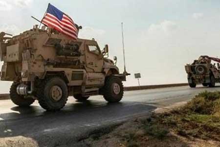 3 کاروان ارتش آمریکا در عراق هدف نهاده شد