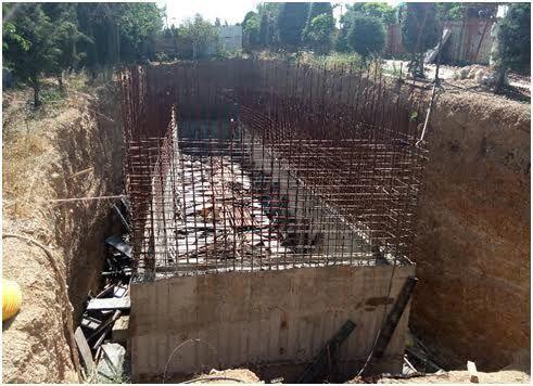 خبرنگاران نگاهی بر اخبار مناطق تهران؛ احداث مخازن بتنی ذخیره آب فضای سبز