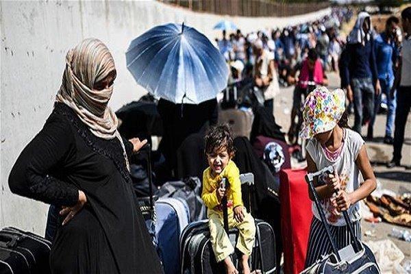 ترکیه خواستار بازگرداندن پناهجویان به یونان شد