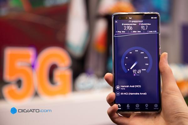 ماجرای عدم اتصال گوشی های اپل و سامسونگ به اینترنت 5G همراه اول و ایرانسل چیست؟