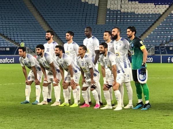شرایط متفاوت استقلال در لیگ قهرمانان
