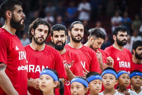 برنامه های تیم ملی بسکتبال 55 روز پیش از المپیک، ایران صعود میکند؟