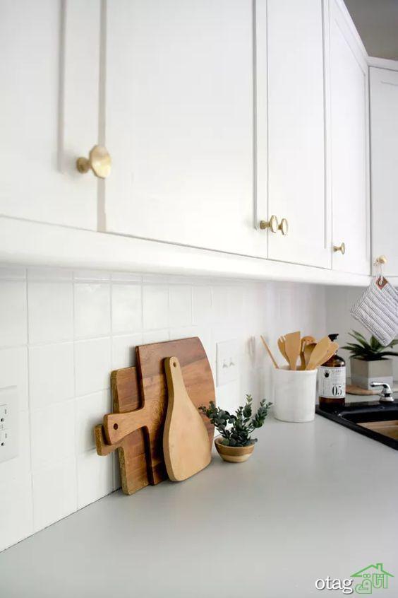 معرفی مدل های تازه رو کابینتی و میز اپن آشپزخانه بسیار شیک